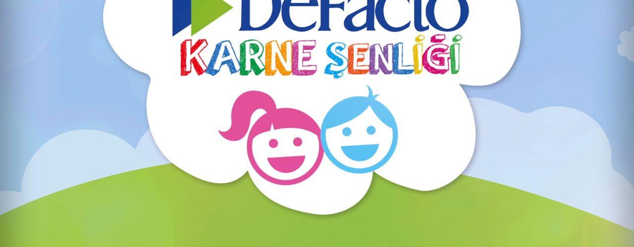 Defacto - İnfografik Animasyon